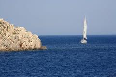 Big sailing boat Royalty Free Stock Photos