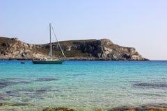 Big sailing boat Stock Images