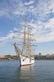 Big sailing ship Stock Photography