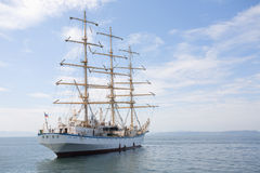 Big sailing ship Royalty Free Stock Photos