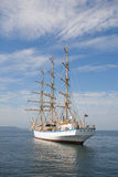 Big sailing ship Royalty Free Stock Image