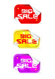 Big sale royalty free illustration