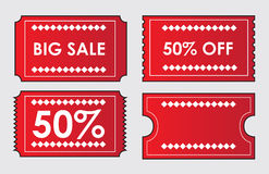 Big sale Royalty Free Stock Photo