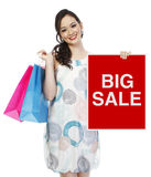 Big Sale! Royalty Free Stock Photos