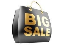 Big sale announcement Stock Photo