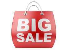 Big sale announcement Royalty Free Stock Image