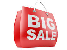 Big sale announcement Royalty Free Stock Photography