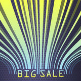 Big Sale bar codes all data is fictional. EPS 10. Vector file included Stock Photography