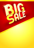 Big sale blank Stock Photo