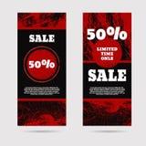 Big sale  card eps 10 Stock Photo