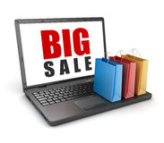 Big sale concept Royalty Free Stock Photo