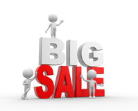 Big sale Stock Photography