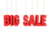 Big sale danglers Stock Image