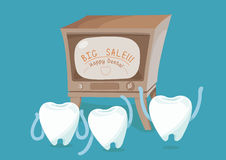 Big sale of dental  Stock Photography