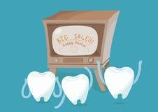 Big sale of dental  Stock Photography