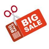 Big sale Royalty Free Stock Photos