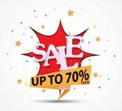 Big Sale discount Design Royalty Free Stock Photos