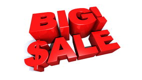 Big! Sale Giant 3D Graphic Text Animation