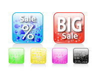 Big Sale Icon Royalty Free Stock Image