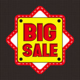 Big sale icon Royalty Free Stock Images