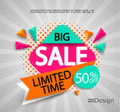 Big Sale - limited time. Stock Photos