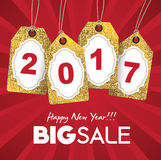 2017 Big Sale Royalty Free Stock Photos