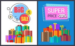 Big Sale Off Super Discount on Round Square Advert Stock Images