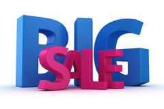 Big sale offer Stock Photography