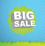 Big sale Royalty Free Stock Photos