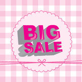 Big sale Royalty Free Stock Image