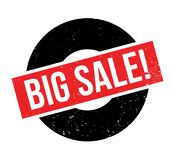 Big Sale rubber stamp Stock Photos
