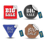 Big sale sign Stock Photography