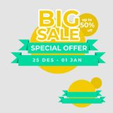Big Sale Special Offer best price Tag banner mega sale. High Resoulution, High Quality ,300 Dpi Stock Images