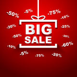 Big Sale special offer discount Stock Photography