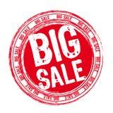 Big sale stamp Royalty Free Stock Photo