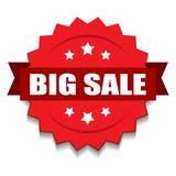 Big sale stamp seal royalty free illustration