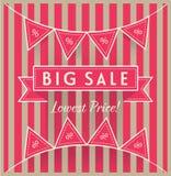 Big sale vector Stock Photo