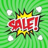 Big sale Stock Photography