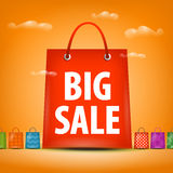 Big sales Royalty Free Stock Photography