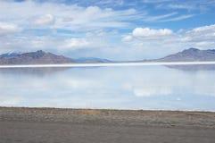 Big Salt Lake royalty free stock photos