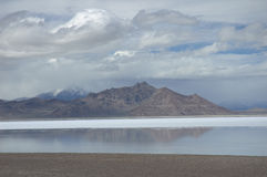 Big Salt Lake Stock Image