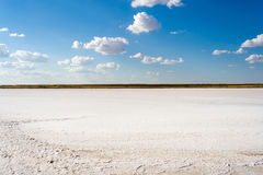Big salty lake Royalty Free Stock Photography