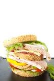 Big sandwich Stock Photos