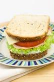 Big sandwich Royalty Free Stock Image