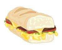 Big sandwich Royalty Free Stock Photography