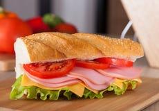 Big sandwich Stock Images
