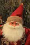 Santa Claus figurine Royalty Free Stock Image