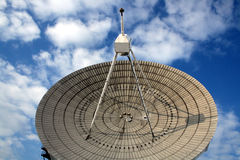 Big satellite dish Stock Photography