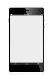 Big Screen Smart Phone Isolated stock photos
