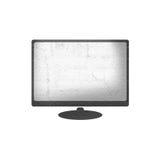 Big screen television Stock Photos